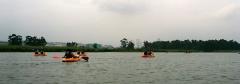 Canoas Ría del Pas